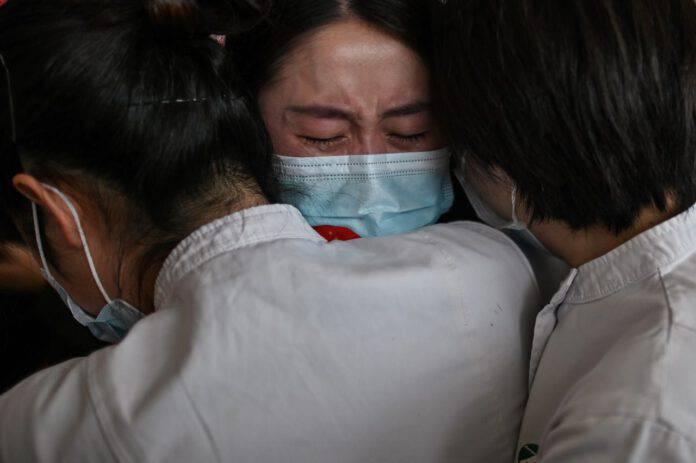 infermiere preso a bastonate