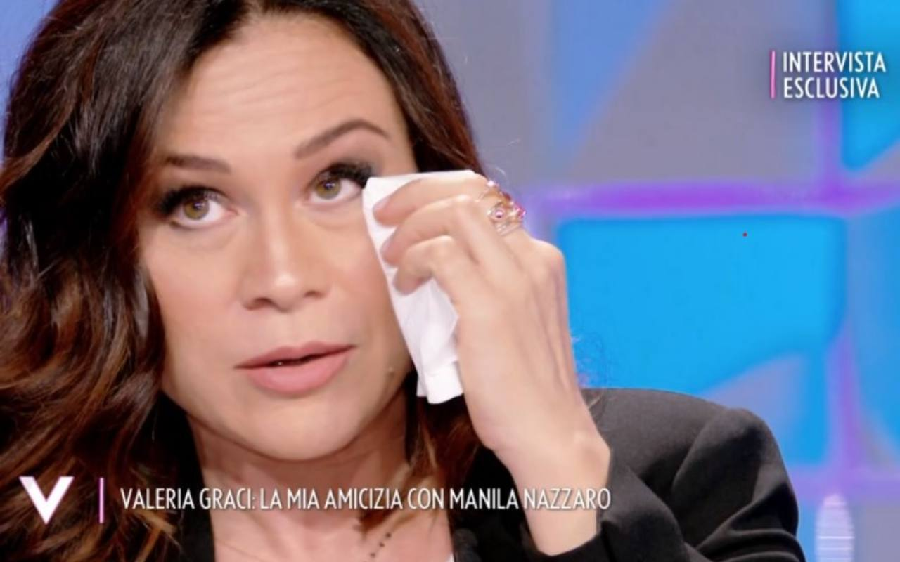 Verissimo dramma Valeria Graci