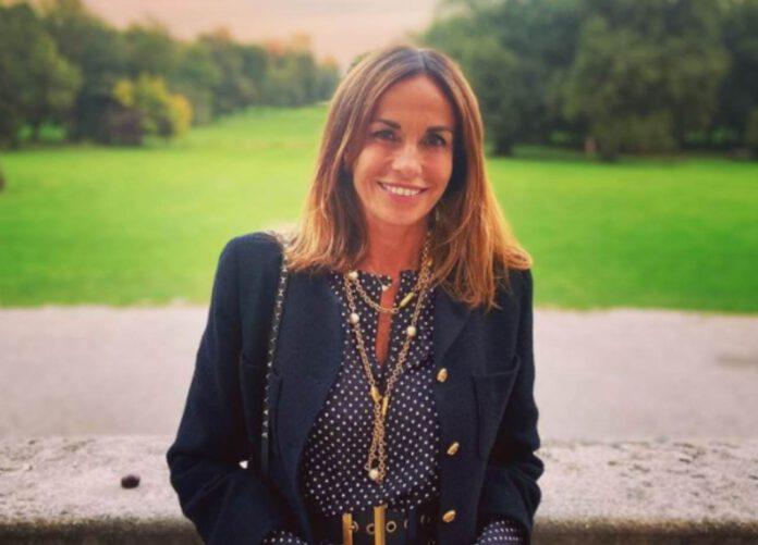 Cristina Parodi (Fonte foto Instagram)