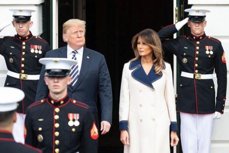 Melania Trump e Donald si dicono definitivamente addio? La separazione tra il Presidente uscente e la First Lady avrebbe cifre da capogiro