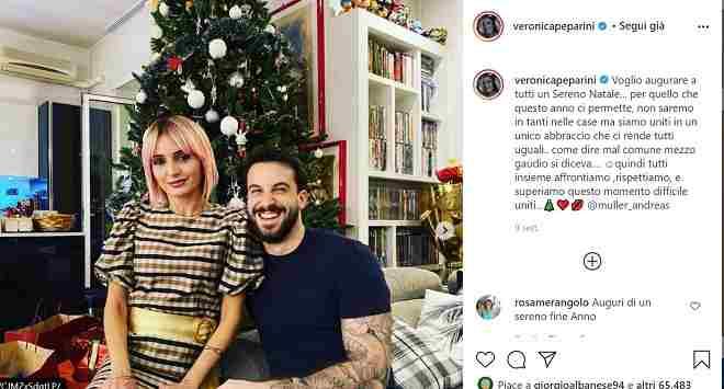 Amici, il regalo di Andreas Muller stupisce Veronica Peparini