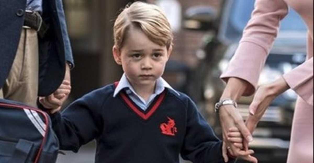 UK, paura a Corte: volevano uccidere il principino George con un gelato avvelenato