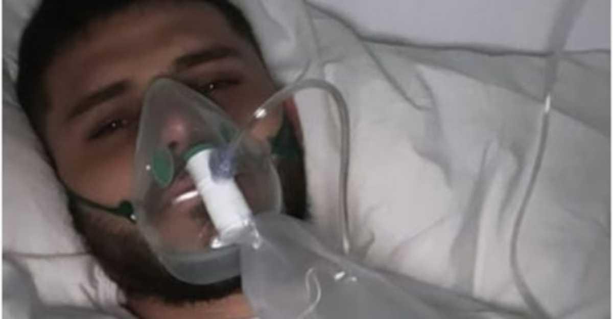 Mauro Icardi con la maschera dell'ossigeno: la spiegazione dell'inopportuna foto