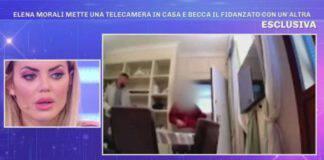 Elena Morali Luigi favoloso tradimento amante Paola Caruso