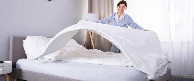 Pulire e igienizzare il materasso con prodotti naturali.