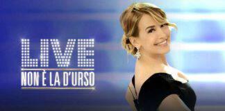 """Live Non è la D'Urso, Delle Piane ammette """"A Temptation avevo un copione"""""""