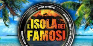 Isola Dei Famosi tre concorrenti