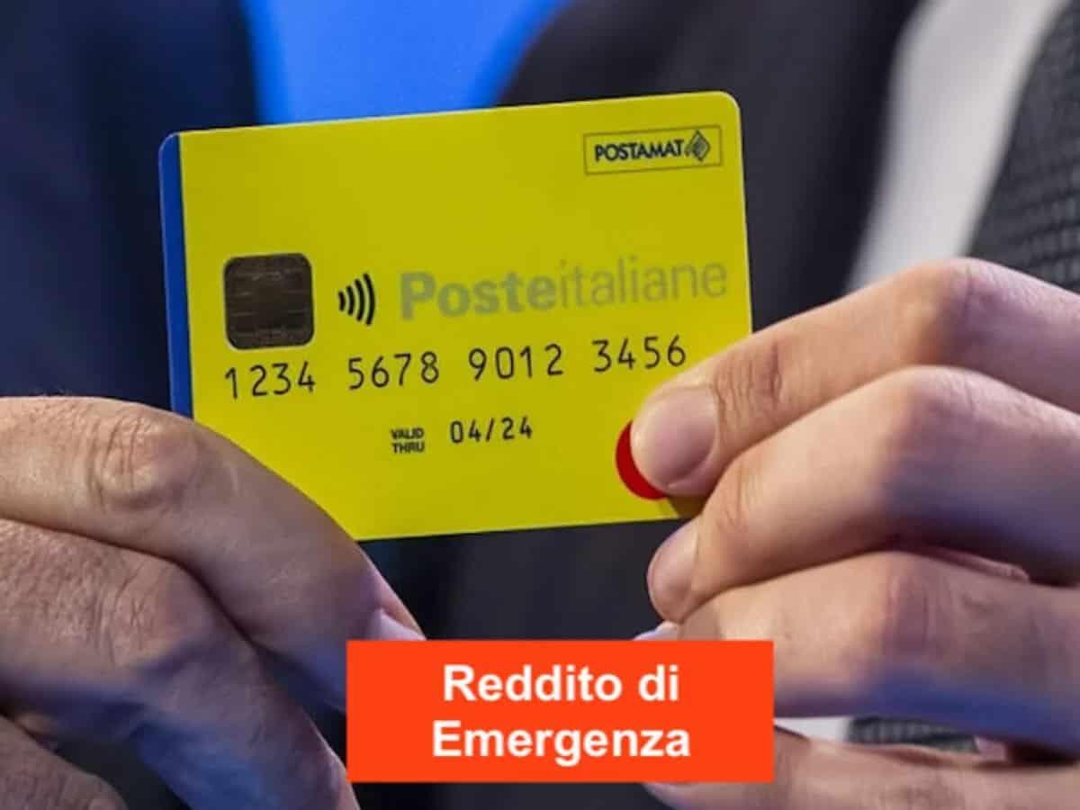 Reddito di emergenza: fino a 840 euro per le famiglie più in difficoltà