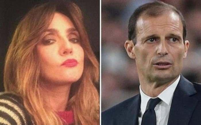 Fine dell'amore tra Ambra Angiolini e Massimiliano Allegri?