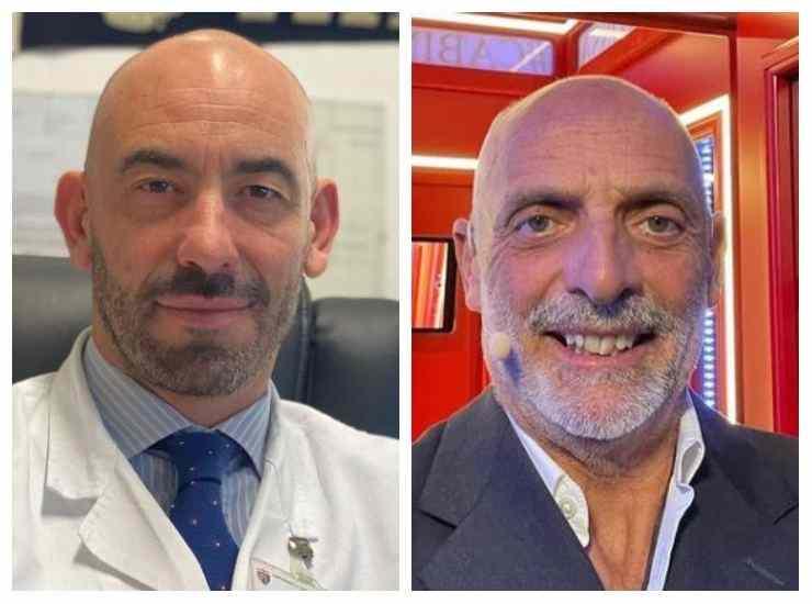 Maurizio Costanzo si espresso sulla lite tra l'infettivologo Matteo Bassetti e Simona Ventura