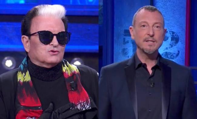 """I soliti ignoti: Cristiano Malgioglio dichiara """"Oddio che ho fatto!"""""""