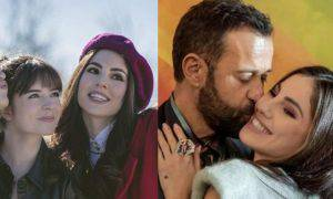 Fabio Volo Giulia De Lellis attrice Genitori vs Influencer