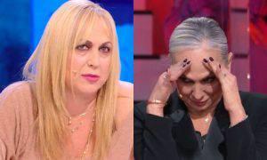 Amici Alessandra Celentano like post contro programma
