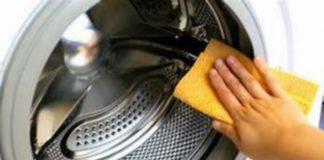 Lavatrice sporca, come pulirla