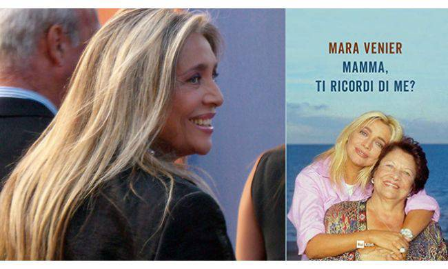 """Mara Venier la rivelazione sulla madre: """"Mi diede del lei...."""""""