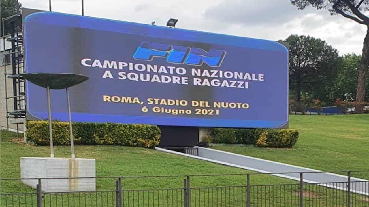 Roma: riapre la piscina del Salaria Sport Village