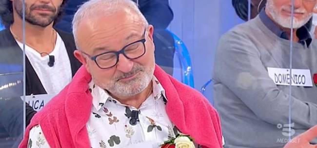 """U&D, Aldo deluso da Gemma: """"Grazie, buona estate"""""""