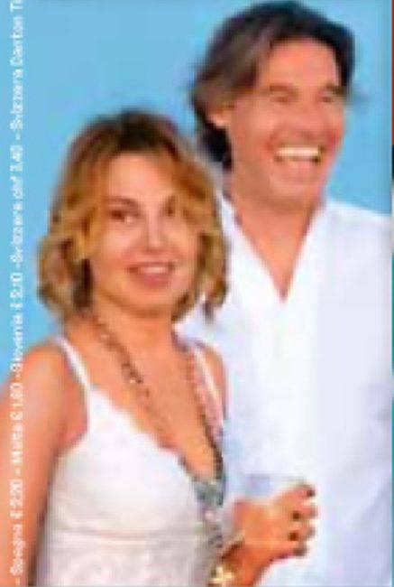 Barbara D'Urso e Zangrillo a Capalbio: ecco la foto!