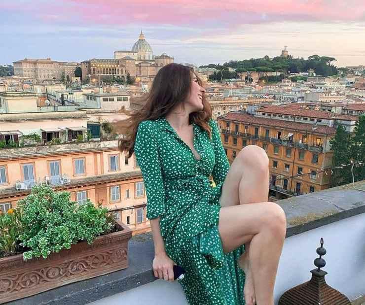 Diana Del Bufalo su Instagram