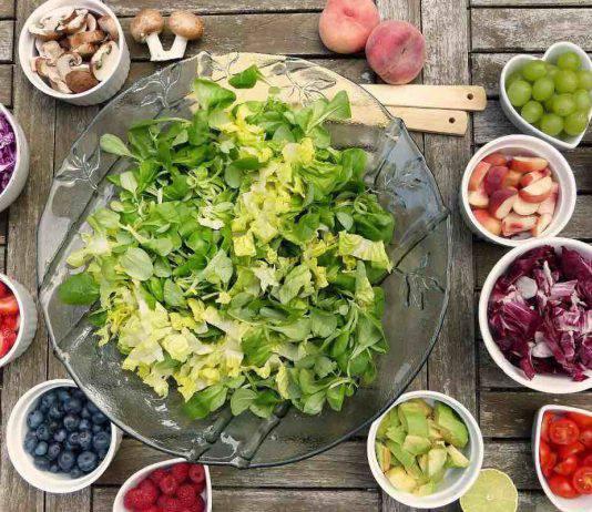 Dieta 10 alimenti poche calorie