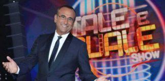 Tale e Quale Show: Carlo Conti risolve così il Blackface