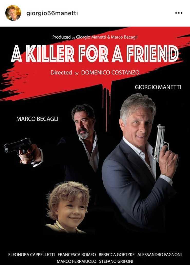 George diventa attore