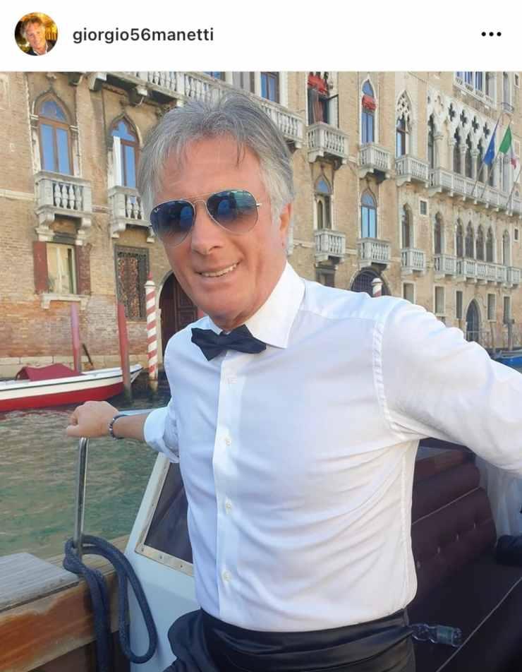 Il cavaliere al Festival di Venezia