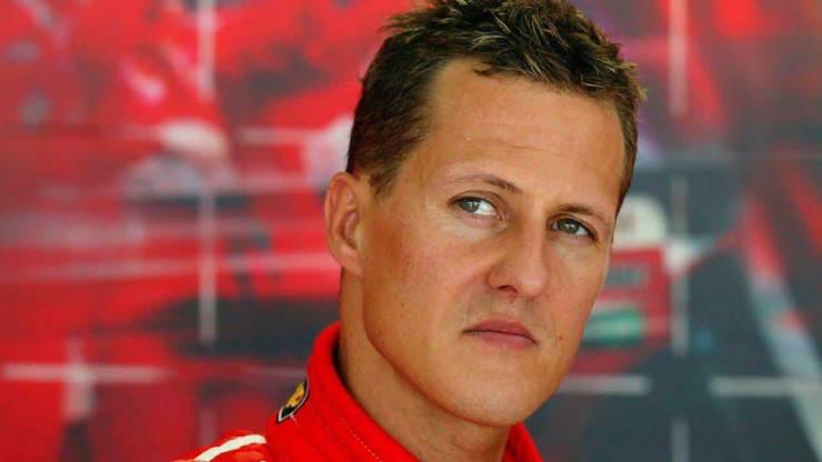 Michael Schumacher shock: la foto dal passato che non ti aspetti