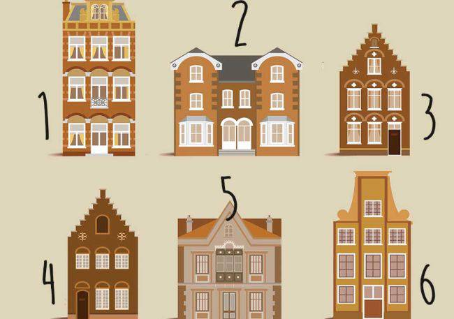 Test: scegli una casa e saprai qual'è la tua paura più grande